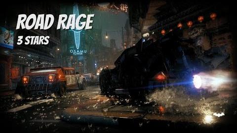 """Road Rage"" 3 STARS Arkham Knight AR Challenge"