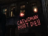 Catwoman's Apartment
