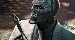 Origins Black Mask