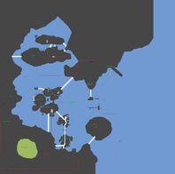 Gotham city full map