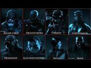 Black Mask's Assassins