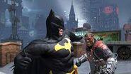 Batman arkham origins mobile electrocutioner boss