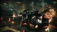 Justice pursuit-Batmobile