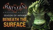 Batman- Arkham Knight - Season of Infamy- Beneath the Surface (Killer Croc)
