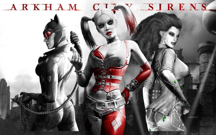 Gotham Sirens