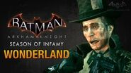 Batman- Arkham Knight - Season of Infamy- Wonderland (Mad Hatter)