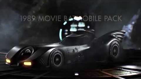 Official Batman Arkham Knight August Update Trailer – featuring 1989 Batman Movie Batmobile Pack