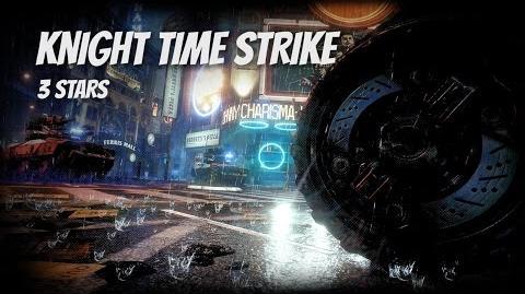 """Knight Time Strike"" 3 STARS Arkham Knight AR Challenge"