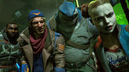 Suicide Squad Kill the Justice League screenshot