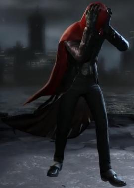Origins Red Hood