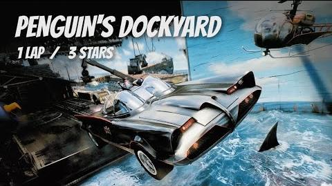 """Penguin's Dockyard"" 1 Lap, 3 Stars PERFECT RACE"