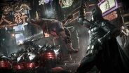 Batman-ak-uppercut combo-batmobile