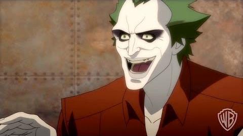 Batman Assault on Arkham - Joker Clip (Troy Baker)