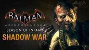 Batman- Arkham Knight - Season of Infamy- Shadow War (Ra's al Ghul)