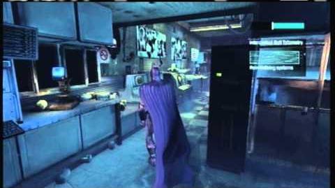 Walkthrough:Mr. Freeze