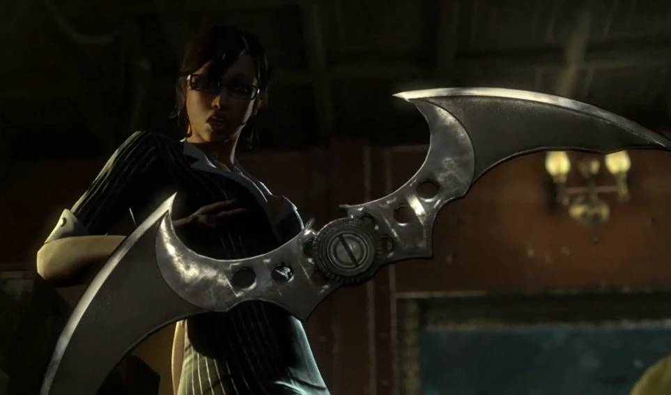 Arkham City Batarang Batman batarang