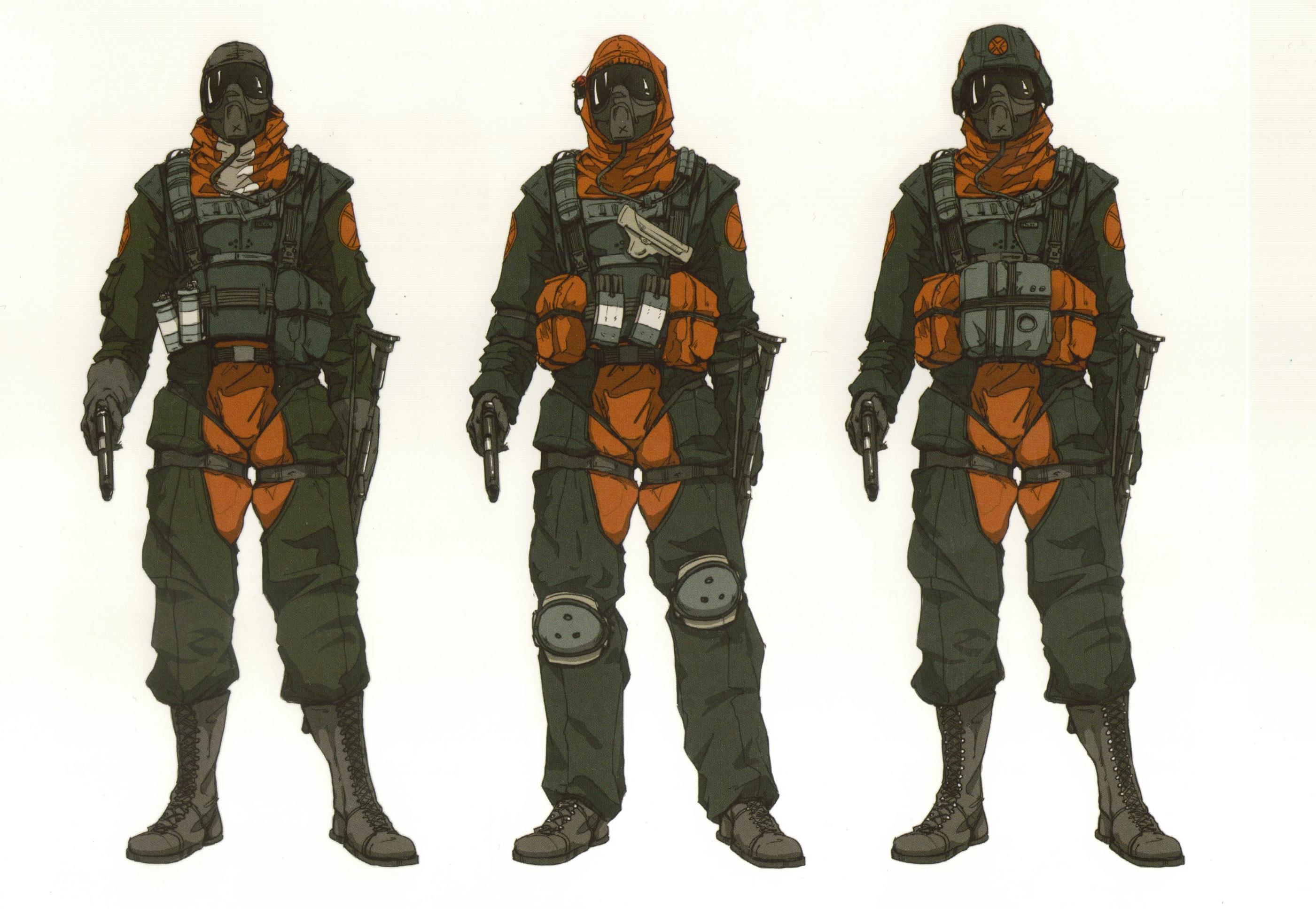 Arkham Knight's Militia