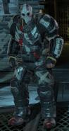 Joker's Armored Enforcer