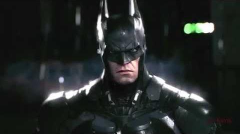 """Batman- Arkham Knight--""""Darkness Falls"""" Trailer 1080p"""