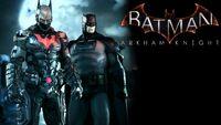 Gotham's Future skinpack