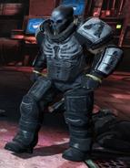 Black Mask's Armored Enforcer