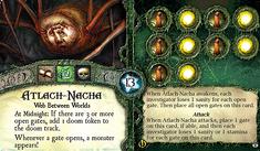 Atlach-Nacha ~ Elder Sign - Gates of Arkham.png