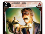 Alhazred Lamp