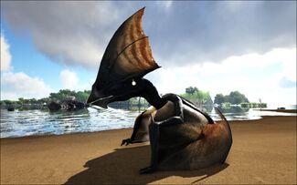 Mod Ark Eternal Cursed Elemental Tapejara (Tamed) Image.jpg