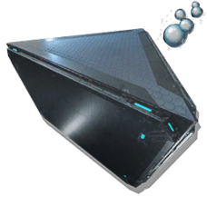 Mod Structures Plus S- Tek Floating Triangle Foundation.png