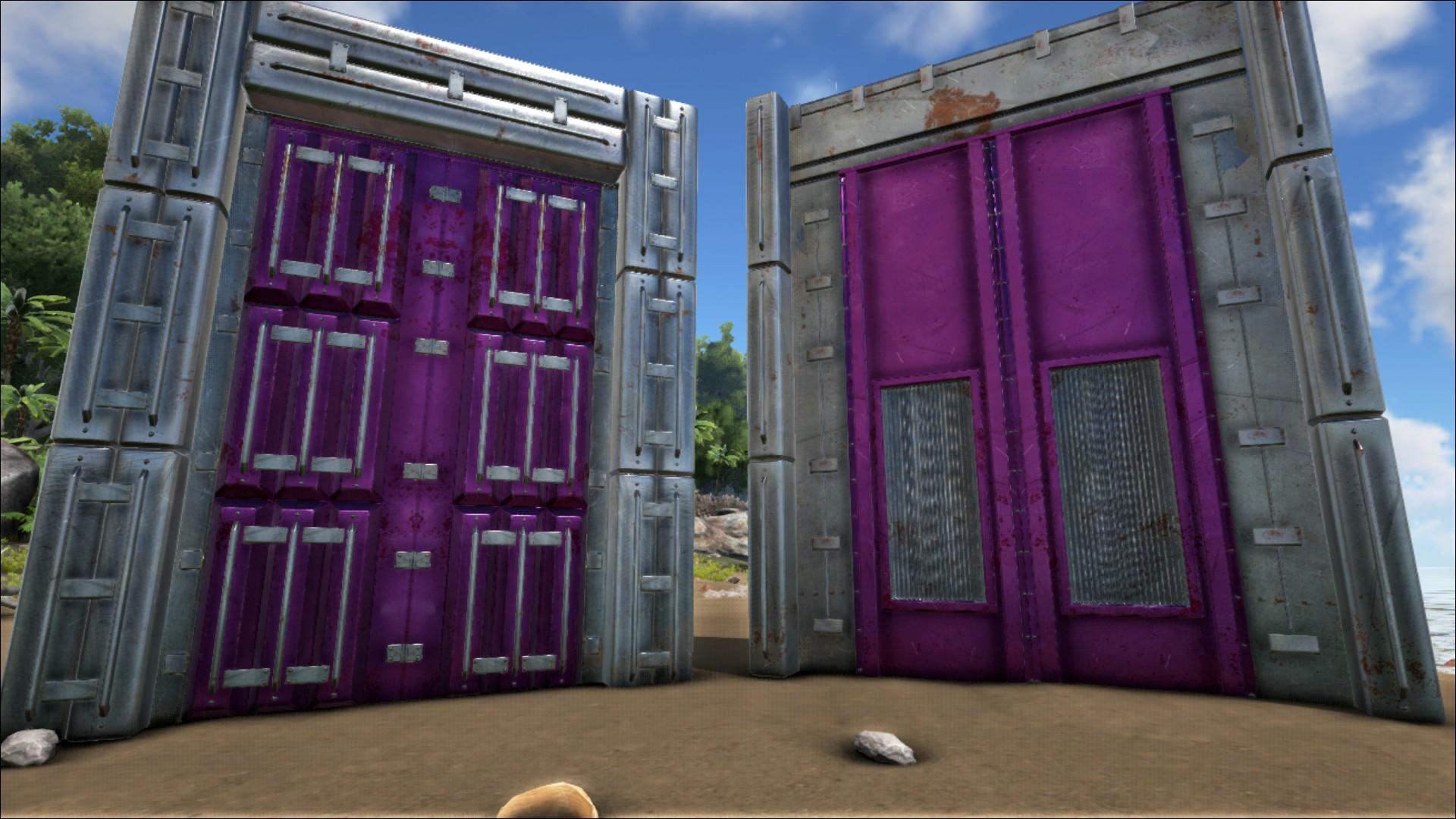 Region 1 ... & Metal Dinosaur Gate - Official ARK: Survival Evolved Wiki Pezcame.Com