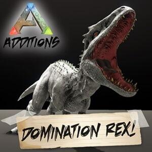 Mod ARK Additions Domination Rex logo.jpg
