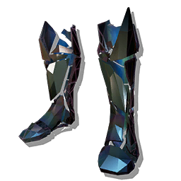 Corrupted Avatar Boots Skin (Genesis Part 1).png