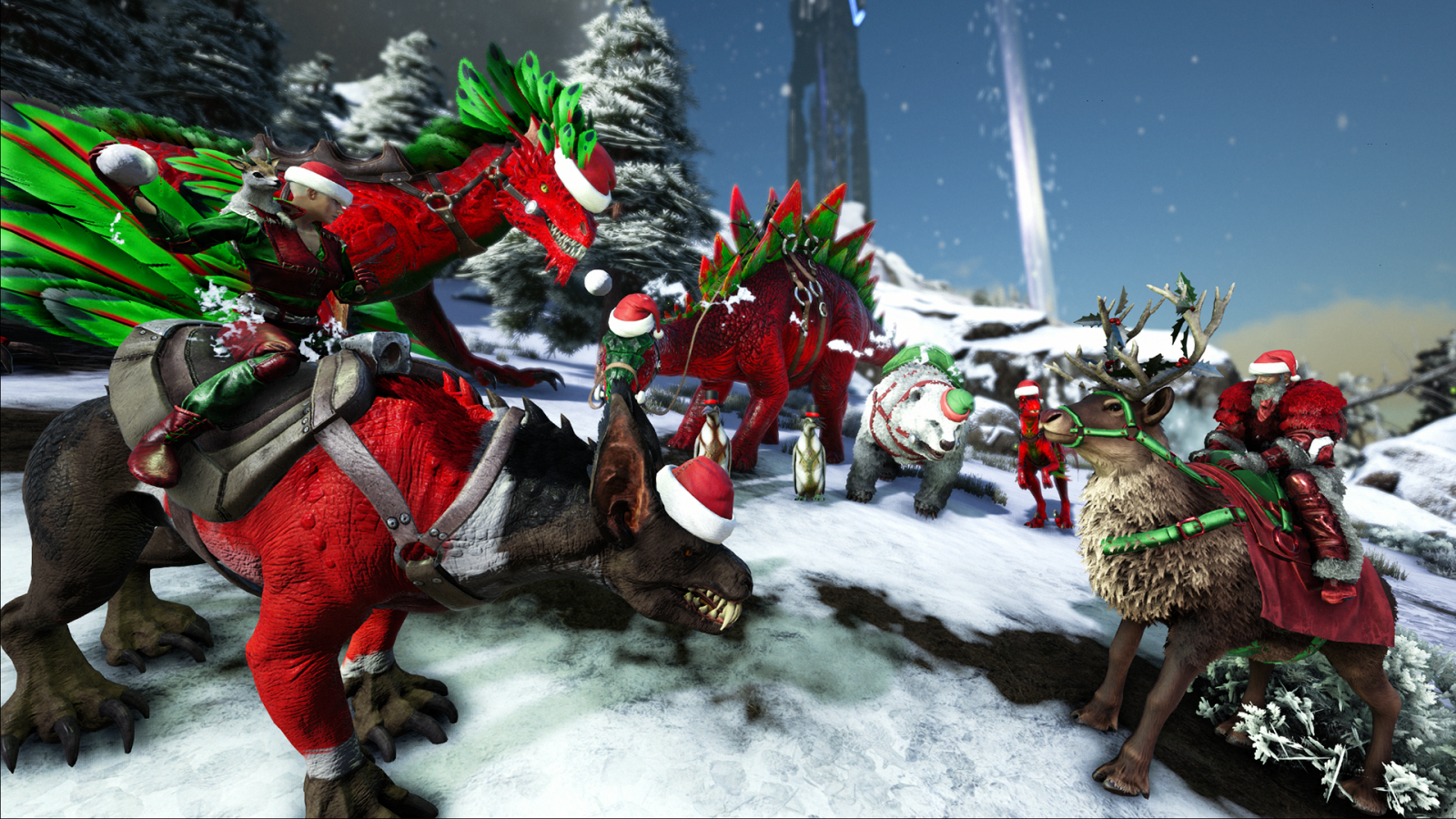 Holiday Event   Official ARK: Survival Evolved Wiki