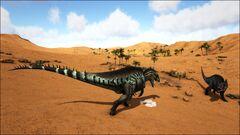 Mod ARK Additions Acrocanthosaurus image 2.jpg