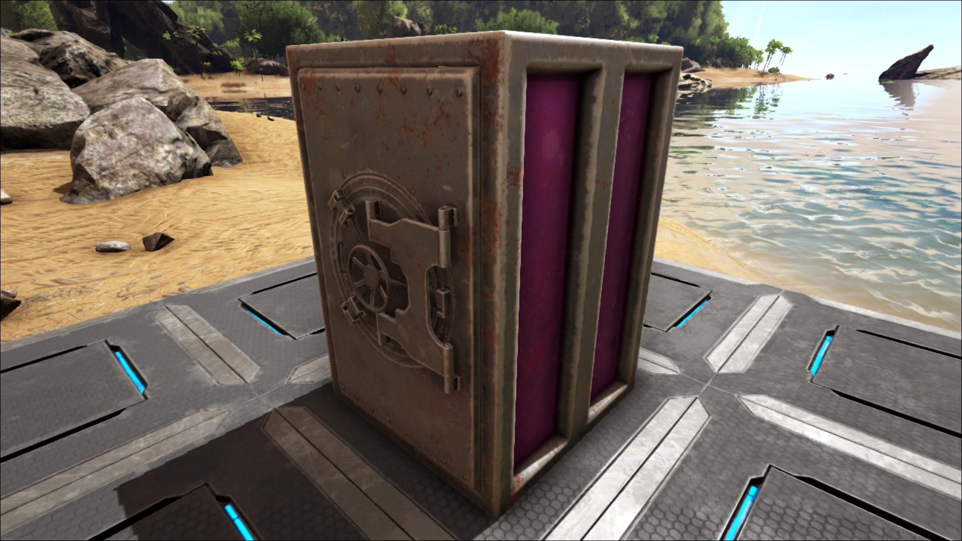 vault official ark survival evolved wiki. Black Bedroom Furniture Sets. Home Design Ideas
