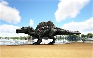 Mod Ark Eternal Armoured Spinosaurus Image.jpg