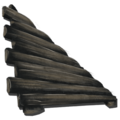Mod Structures Plus S- Sloped Wood Wall Right.png