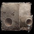Kamienna rura irygacyjna - Ujście.png