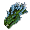Beta Crystal Wyvern Queen Trophy (Crystal Isles).png