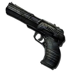 Pistolet semi-auto
