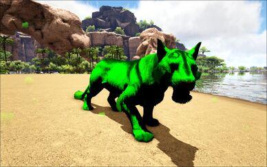 Mod Ark Eternal Elemental Poison Lion Female Image.jpg