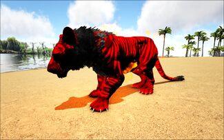Mod Ark Eternal Elemental Fire Tiger Image.jpg