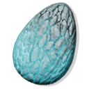 Tropical Crystal Wyvern Egg (Crystal Isles).png