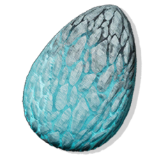 Tropical Crystal Wyvern Egg (Crystal Isles).png