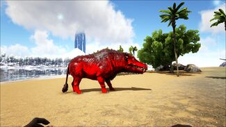 Apex Daeodon Official Ark Survival Evolved Wiki The ark item id and spawn command for daeodon, along with its gfi code, blueprint path, and example commands. apex daeodon official ark survival