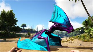 Fabled Tapejara Official Ark Survival Evolved Wiki Tapejara imperator is a marvel to watch in the wild. fabled tapejara official ark