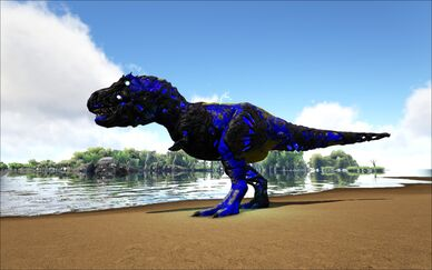 Mod Ark Eternal Elemental Corrupted Lightning Rex Image.jpg