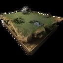 Medium Taxidermy Base (Extinction).png