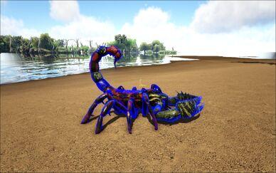 Mod Ark Eternal Elemental Lightning Scorpion Image.jpg