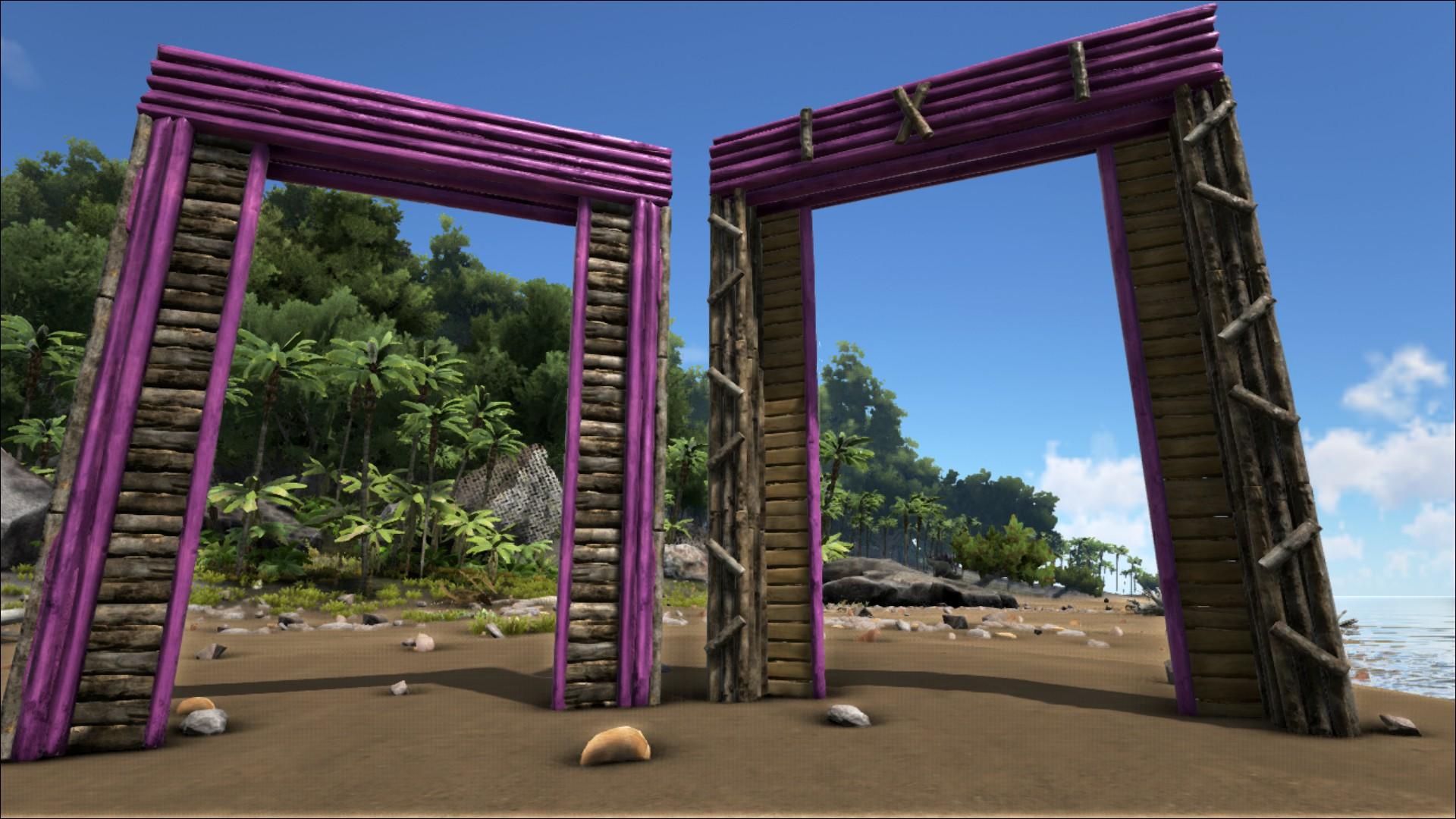 Region 1 Region 2 ... & Dinosaur Gateway - Official ARK: Survival Evolved Wiki Pezcame.Com